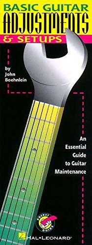 9780793574667: Basic Guitar Adjustments And Set-ups