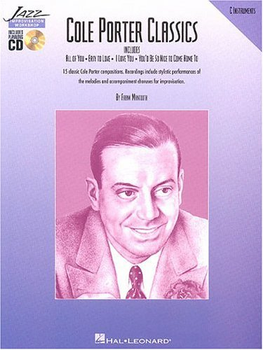 Cole Porter Classics CD/PKG Jazz Improvisation Playalong C Instruments (079357529X) by Frank Mantooth