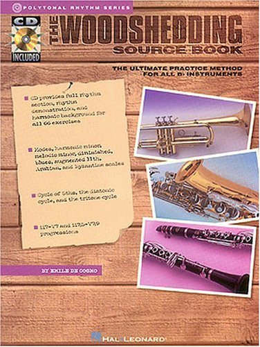 9780793575442: The Woodshedding Source Book: The Ultimate Practice Manual - Bb Instruments
