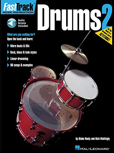 9780793575473: Fast Track: Book 2: Drums (Fasttrack Series)