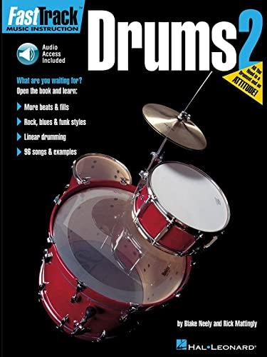 9780793575473: FastTrack Music Instruction - Drums, Book 2 (Fasttrack Series)