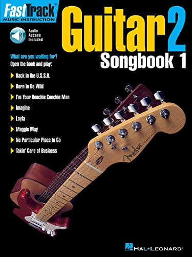 9780793575480: Fast Track Guitar 2: Songbook One (Fasttrack Series)
