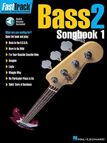 9780793575503: FASTTRACK BASS SONGBOOK 1 LEVEL 2 BK/CD (FastTrack Music Instruction)
