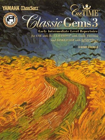 9780793575770: Classic Gems 3 - Early Level Repertoire - Cuetime
