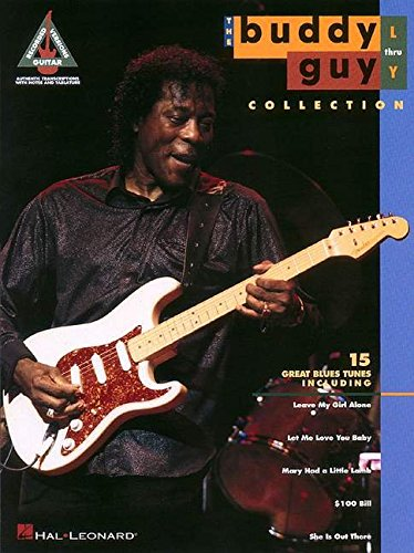 The Buddy Guy Collection {L THRU Y} - 15 Great Blues Tunes: Guy, Buddy {Compositions Performed By}