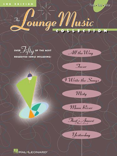 9780793575930: Lounge Music Collection