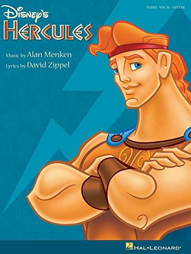 9780793575992: Hercules (Piano/Vocal/Guitar Songbook)