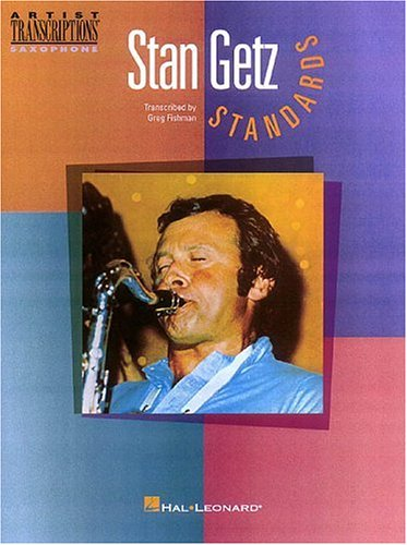 9780793577569: Stan Getz - Standards: Tenor Saxophone