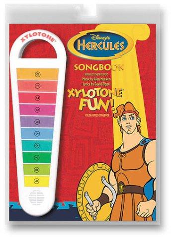 9780793577705: Disney's Hercules Songbook Xylotone Fun!
