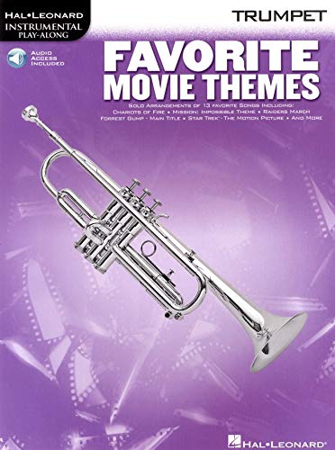 9780793577897: Favorite Movie Themes: for Trumpet