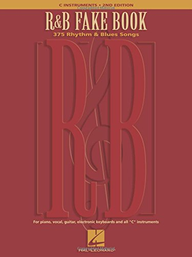 9780793578313: R&b Fake Book: 375 Rhythm and Blues Songs