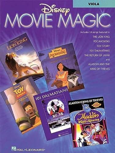 9780793578412: Disney Movie Magic: Viola Instrumental Solos