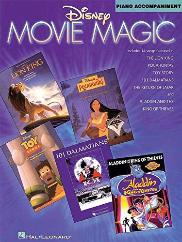 9780793578436: Disney Movie Magic: Piano Accompaniments for String Instrumental Folios