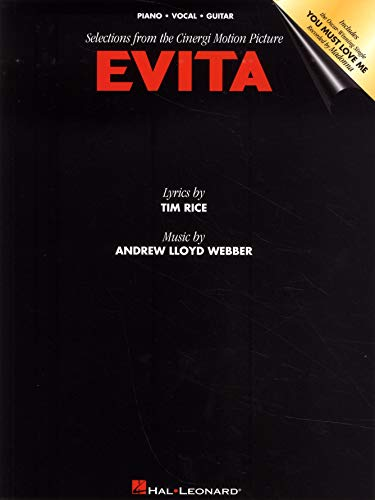 9780793578450: Evita Selections From The Motion Picture Pvg