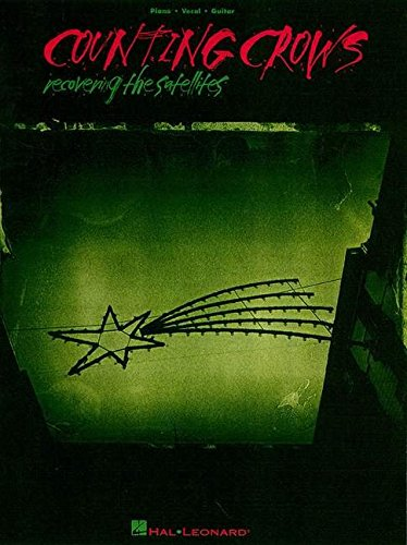 9780793578849: Counting Crows - Recovering the Satellites (Piano/Vocal/Guitar Artist Songbook)