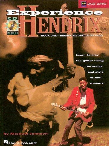 9780793578948: Experience Hendrix, Beginning Guitar Method
