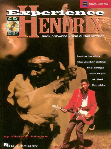 9780793578948: Experience Hendrix - Book One: Beginning Guitar Method