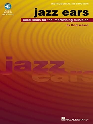 9780793579402: Jazz Ears: Aural Skills for the Improvising Musician