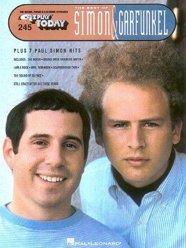 9780793579501: Best of Simon & Garfunkel: E-Z Play Today Volume 245