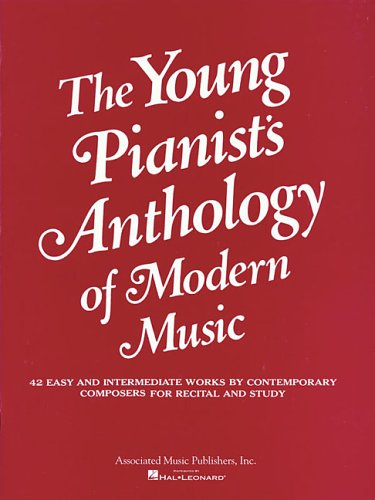 9780793579891: Young Pianist's Anthology of Modern Music: Piano Solo