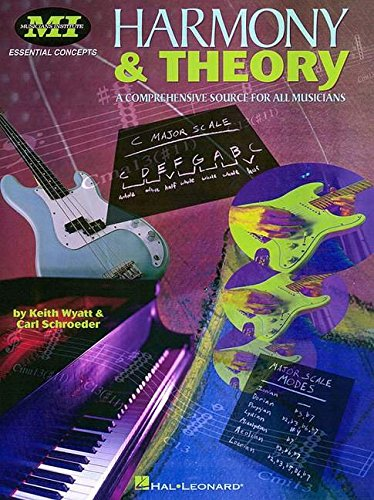 9780793579914: Harmony and Theory: A Comprehensive Source for All Musicians (Essential Concepts (Musicians Institute).)