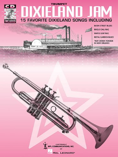 9780793580002: Dixieland Jam: Trumpet Book/CD Pack (Instrumental Folio)