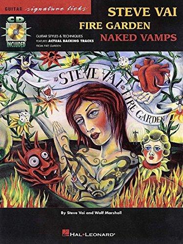 STEVE VAI FIRE GARDEN: NAKE VAMPS CD/PKG (0793580110) by Vai, Steve; Marshall, Wolf