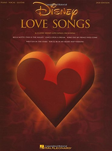 9780793580217: Disney Love Songs
