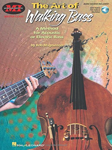 9780793580422: The Art of Walking Bass: A Method for Acoustic or Electric Bass (Includes Online Access Code)