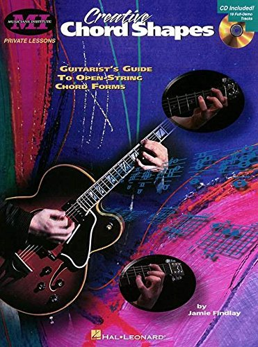 9780793580460: Creative Chord Shapes: Guitarist's Guide to Open-String Chord Forms