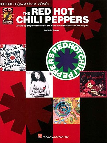 9780793580491: The Red Hot Chili Peppers (Signature Licks)
