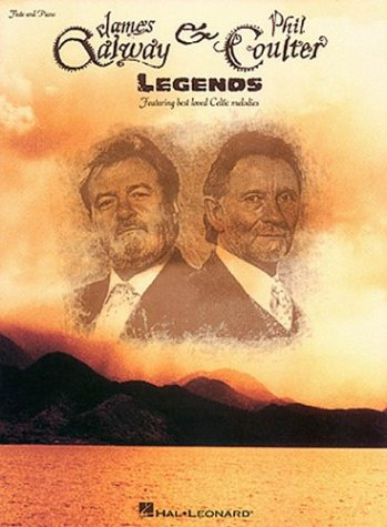 9780793580682: Legends - Galway And Coulter - Flute And Piano
