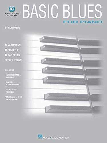 9780793581153: Basic Blues for Piano