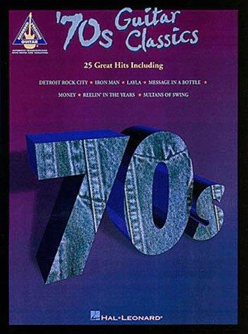 9780793581276: '70s Guitar Classics
