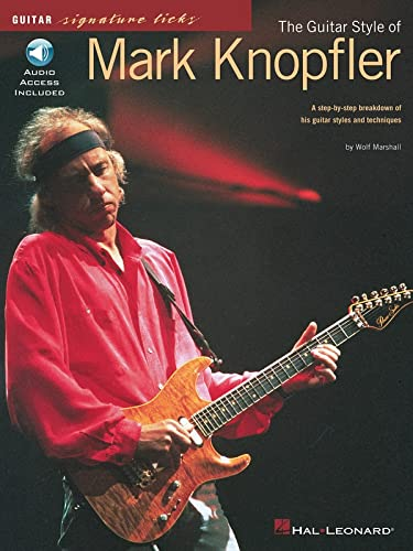 9780793581290: The Guitar Style of Mark Knopfler (Guitar signature licks)