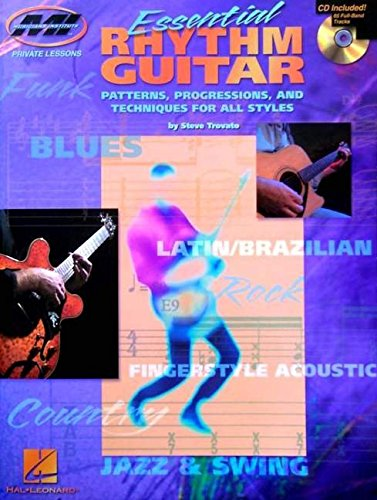 9780793581542: Essential Rhythm Guitar: Patterns, Progressions and Techniques for All Styles
