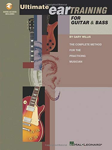 9780793581566: Ultimate Ear Training for Guitar and Bass