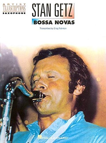 9780793581795: Stan Getz - Bossa Novas: Tenor Saxophone