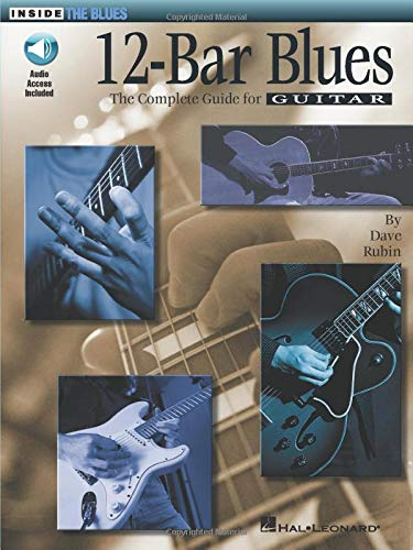 9780793581818: 12-Bar Blues: The Complete Guide for Guitar (Inside the Blues)