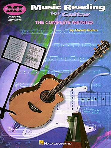 9780793581887: Music Reading for Guitar: The Complete Method (Essential Concepts)