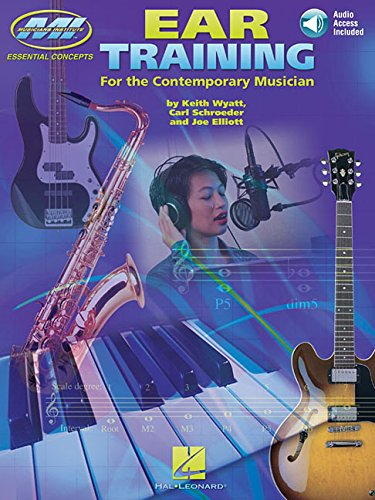 9780793581931: Musician'S Institute Essential Concepts Ear Training