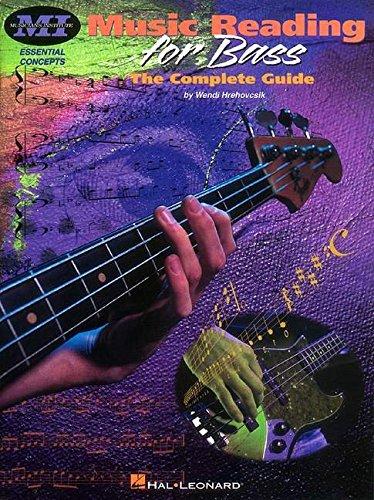 9780793581979: Music Reading for Bass: The Complete Guide (Musicians Institute)