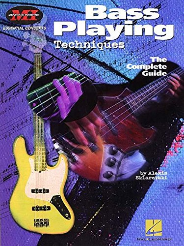 9780793582020: Bass Playing Techniques: The Complete Guide