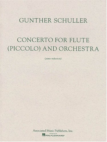 9780793582204: Concerto for Flute (Piccolo) and Orchestra