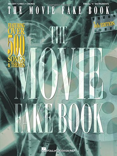 9780793582440: The Movie Fake Book