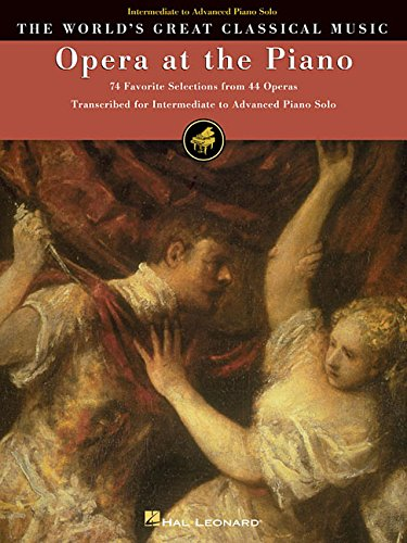 9780793582488: Opéra at the piano piano (World's Greatest Classical Music)