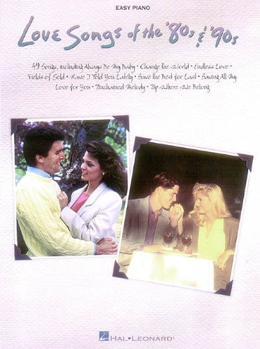 9780793583447: Love Songs of the '80s & '90s: The Decade Love Songs Collections