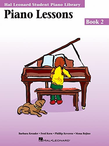 9780793584390: Hal Leonard Student Piano Library: Book 2: Piano Lessons