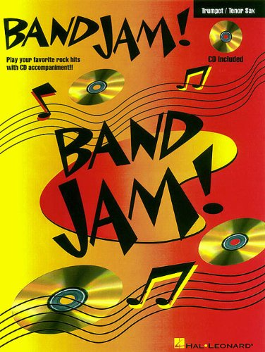 9780793584642: Band Jam: Trumpet (Instrumental Folio)