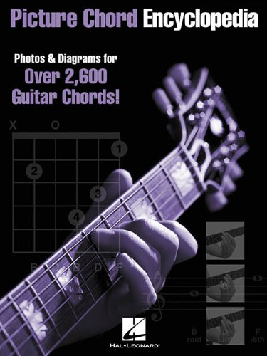 9780793584918: Picture Chord Encyclopedia: Photos & Diagrams for Over 2,600 Guitar Chords